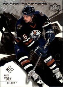 2003-04 Black Diamond Hockey Base Singles (Pick Your Cards)