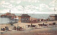 BR61419 the west pier chariot brighton   uk