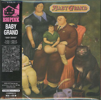 BABY GRAND-S/T-IMPORT MINI LP CD WITH JAPAN OBI Ltd/Ed G09