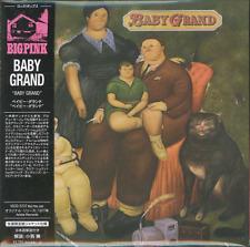 BABY GRAND-S/T-IMPORT MINI LP CD WITH JAPAN OBI Ltd/Ed G09