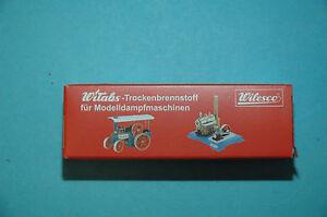 Wilesco 01010 WiTabs Trockenbrennstoff für Dampfmaschienen (Esbit) NEU