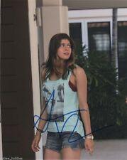Alexandra Daddario San Andreas Autographed Signed 8x10 Photo COA