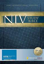 Zondervan NIV Study Bible by Zondervan (Hardback, 2008)