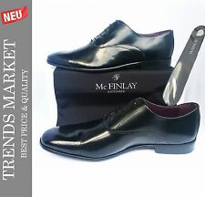 Mc Finlay Black Leather hand-made. tamaño: 45. PVP: 289 €. nuevo