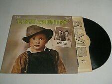 "Elvis Presley Country (I'm 10,000 Years Old)LP Vinyl Album 12"" Record LSP-4460"