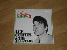 LEE CURTIS THE ALL STARS Show 3 WEISSES VINYL STAR CLUB RECORDS SCLP400185 MINT