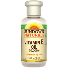 Pure Vitamin E Oil 70 000ius Very High Strength for Deep Overnight Skin Repair