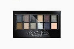 MAYBELLINE The SMOKES Eyeshadow Palette 9.6g - NEW Sealed