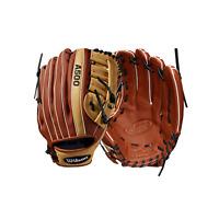 "Wilson A500 12.5"" Youth Baseball Glove WTA05RB19125"