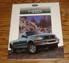 Original 1997 Ford Truck F-Series Sales Brochure 97 F-150 F-250