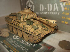 "Corgi US60204 Panther Ausf A, 2nd SS Panzer Regt, ""Black 424"" in 1:50 Scale"