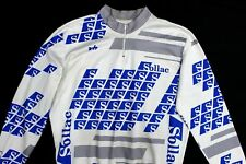 Team Sollac Vintage Cycling Bike Racing Jersey Shirt Men's Large L