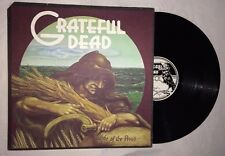 Grateful Dead Wake Of The Flood 1st Pres US 1973 NM/EX Vinyl Record LP Garcia