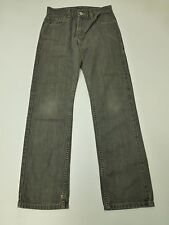 Levis 511 Boys Size 14 27X27 Grey Skinny Jeans Great Condition