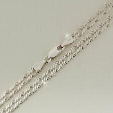 1436 NEU Kette Halskette Silberkette aus 925er Silber Rambo