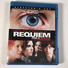 Requiem for a Dream (Blu-ray, 2009) Director's Cut Darren Aronofsky