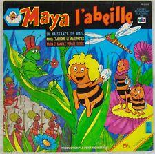 Maya l'Abeille 33 tours 1978