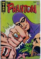 Silver Age Comic~The Phantom #22 May 1967 Good Con Lot #2