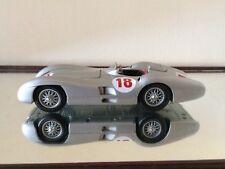 FRANKLIN MINT 1954 MERCEDES-BENZ W-196 SILVER RACE CAR 1:24 P/NUMBER B11SD64