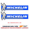 2 X VINILO ADHESIVO PEGATINA STICKER MICHELIN MOTO TUNING RAGING RALLY DECAL GP