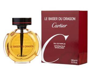 Cartier Le Baiser Du Dragon 100ml EDP Authentic Perfume for Women COD PayPal