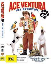Ace Ventura: Pet Detective Jr. NEW R4 DVD