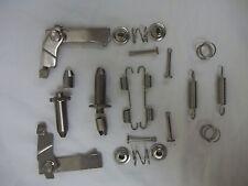 65 - 82 Corvette parking brake / E- brake hardware Stainless Steel NEW KIT