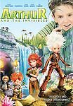 ARTHUR AND THE INVISIBLES DVD Movie
