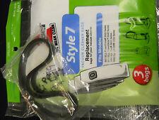 Genuine Bissell Style 7 3pk vacuum bags & 2pk belts
