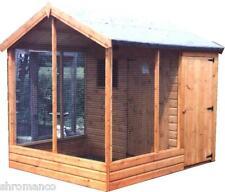 Apex Bird Cat Chipmunk Aviary With Shelter 8' X 6'