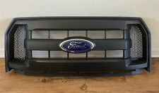 Ford F150 F-150 2015 2016 2017 Front Bumper Upper Center Grille Fac Like New