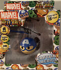 Marvel Captain America Heli Ball USB Charge mini Palm Helicopter Toy