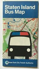 1977 Mta Subway Map.Mta Bus In Subway Collectibles For Sale Ebay