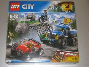 LEGO CITY SET 60172 DIRT ROAD PURSUIT - BRAND NEW
