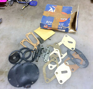 Military AC Fuel Pump Kit NOS AC R-79 Dodoge Jeep 1538579  Great for Parts