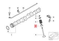 Genuine BMW E46 E53 E60 E60N E61 Repair Kit Valve Stem Seal Ring OEM 11340029751