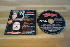 VOIVOD - THERAPY ? - ENTOMBED - WOLFMOTHER - CATARACT - GLYDER - CD ROCK HARD 56
