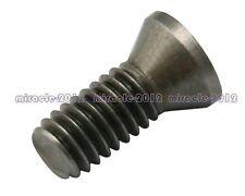 10 pcs M4 x10mm Insert Torx Shim Screw M4 For Carbide Inserts CNC Lathe Tool