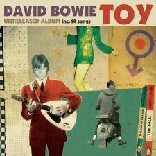 David Bowie Toy Unreleased Album CD 1 Disc 16 Tracks 1967 Acetate Music Rock