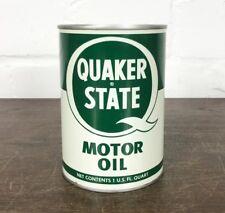 NOS USA ÖLDOSE [QUAKER STATE] ÖL DOSE MOTOR OIL MOBIL PENNZOIL ÖLKABINETT SHELL
