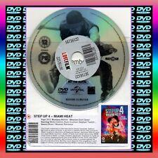 STEP UP 4 ( DVD Disc & Wallet  )