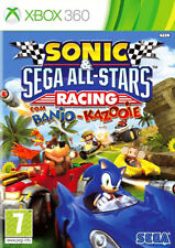 Sonic & Sega All Stars Racing XBox 360 *in Excellent Condition*