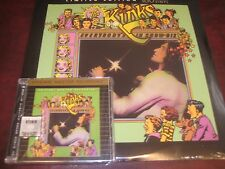 THE KINKS EVERYBODY'S IN SHOW-BIZ 180GRAM BLACK AUDIOPHILE VINYL + MFSL SACD SET