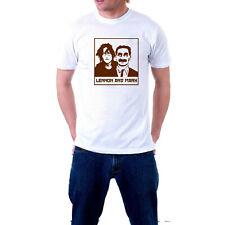 BARGAIN OFFER Lennon & Marx. John & Groucho. T-Shirt  3XL Sillytees
