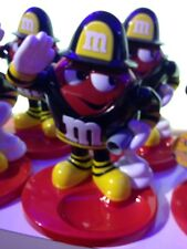 M&M's World Red Character as Fireman Candy Dispenser New with Tags