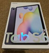 Samsung Galaxy Tab S6 Lite 64GB, LTE WiFi+4G OXFORD GREY  Sealed Unlocked n