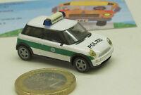 """Herpa  045735:  Mini Cooper """"Polizei München""""    (6667)"""