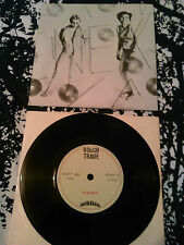 "KLEENEX - AIN'T YOU / HEDI'S HEAD 7"" 45 RPM EX!!! ORIGINAL UK ROUGH TRADE POSTER"