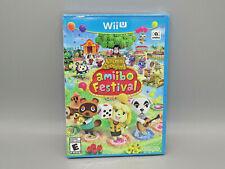 Animal Crossing: Amiibo Festival (Nintendo Wii U) *NEW* (Not for Nintendo Wii)
