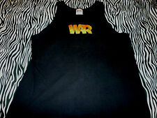War 2002 Tour Tank Top Shirt ( Used Size L ) Very Good Condition!